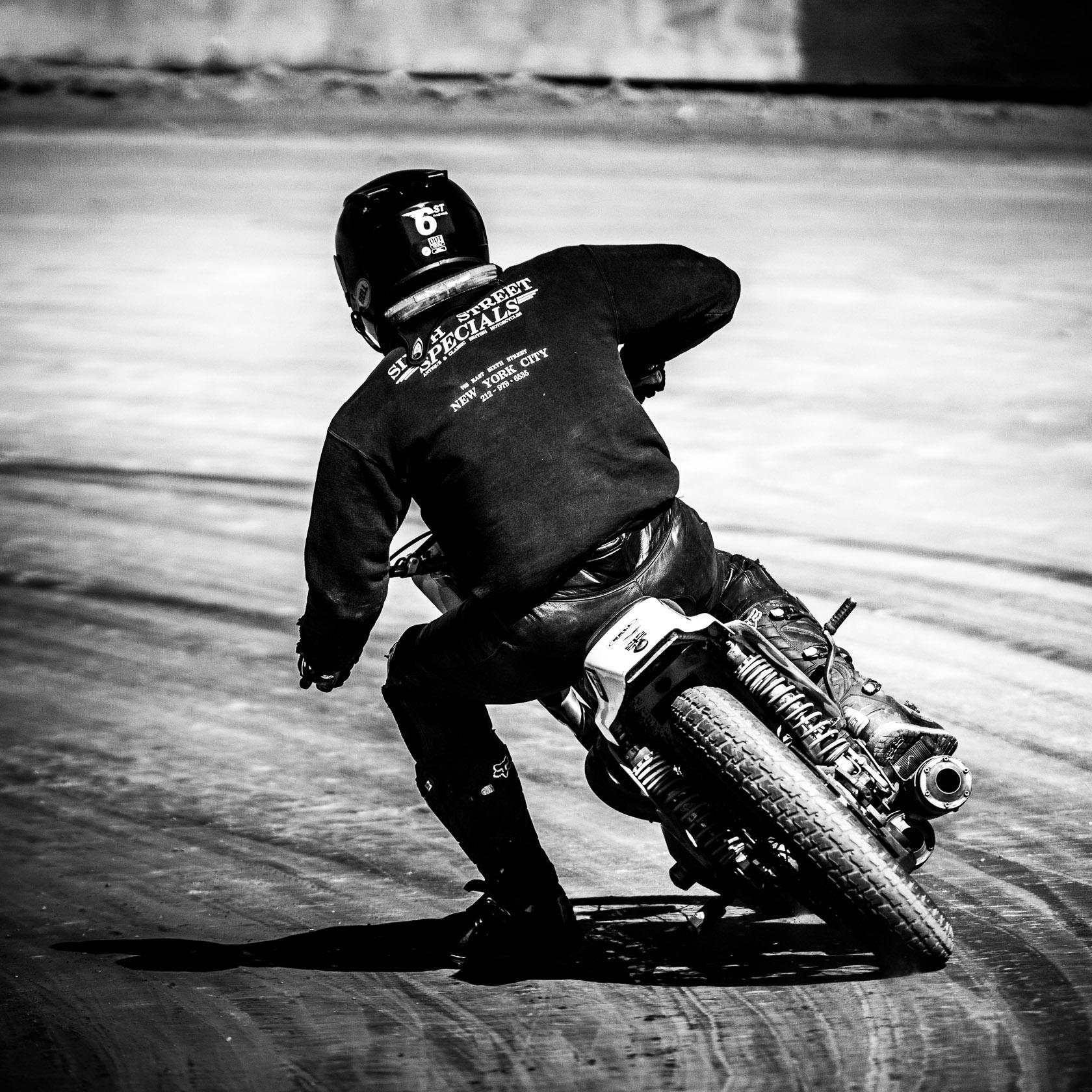 Dirt Track Racking 58