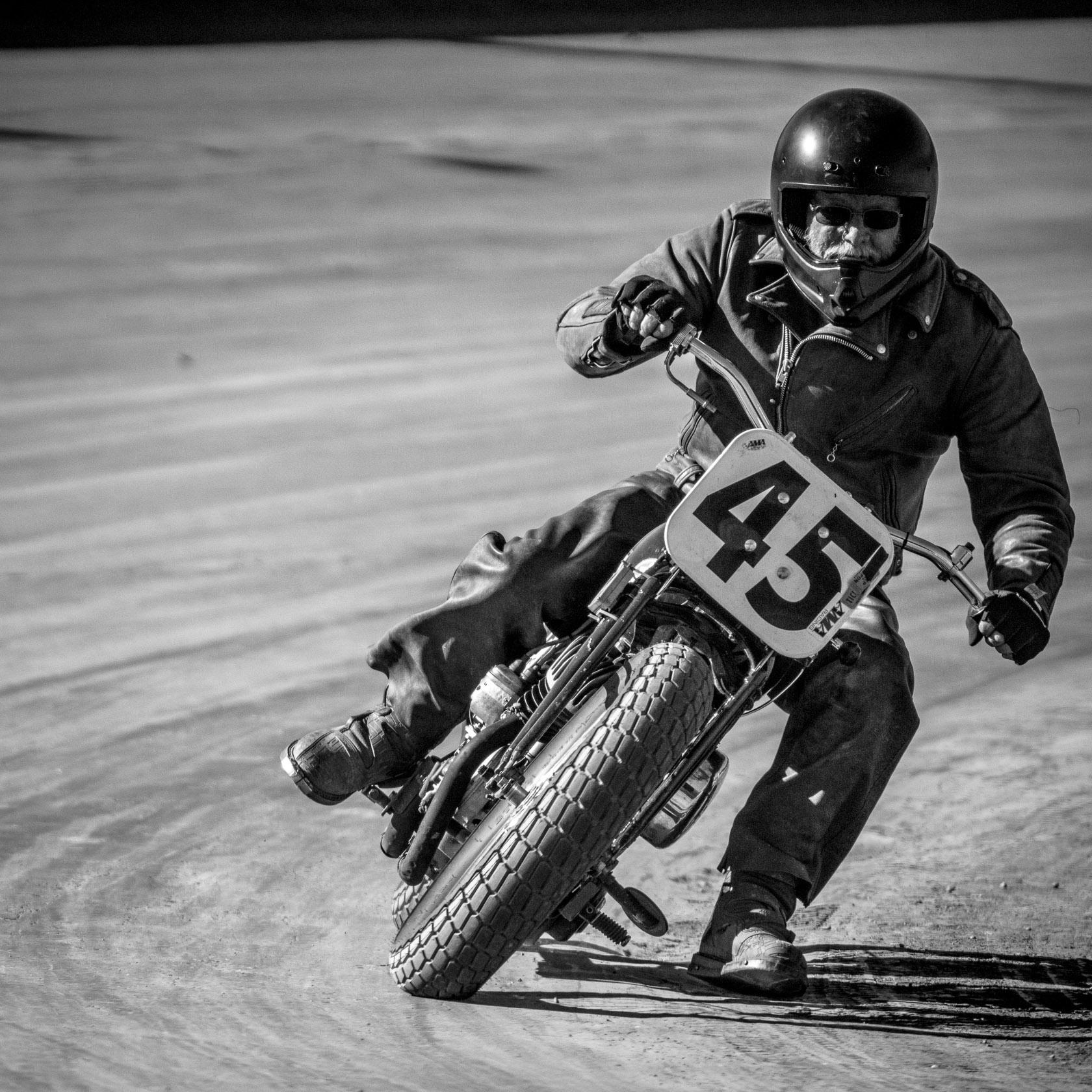 Dirt Track Racking 55