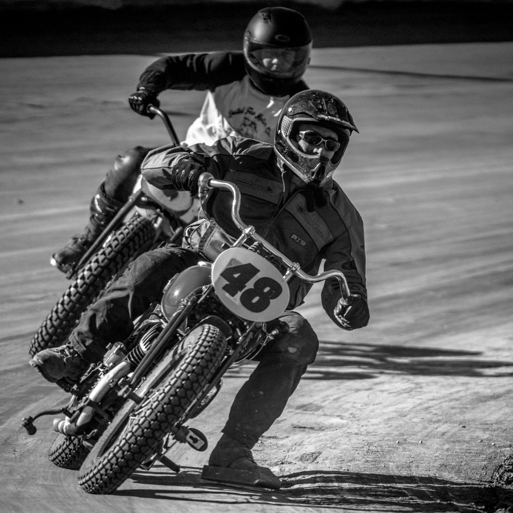 Dirt Track Racking 54