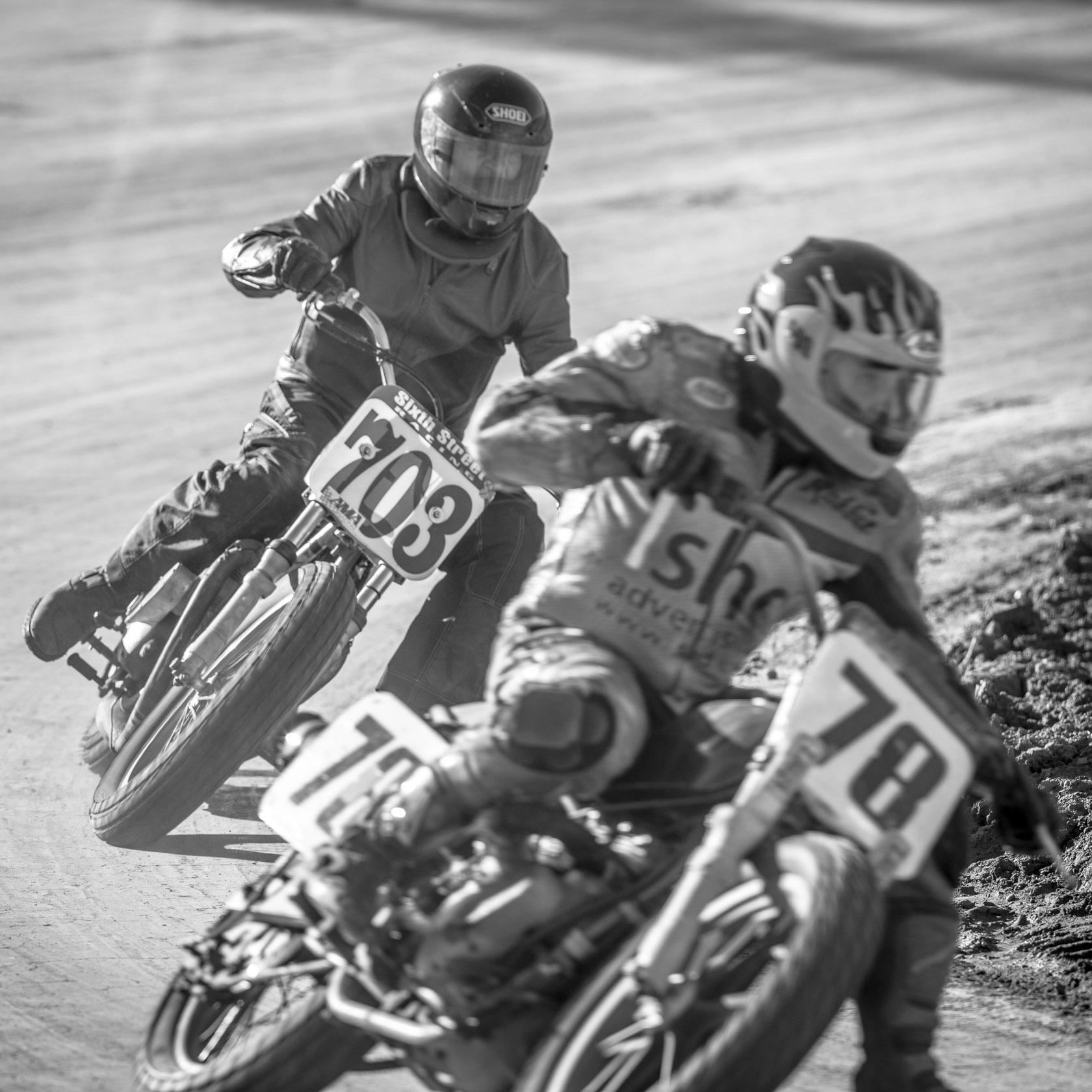Dirt Track Racking 50