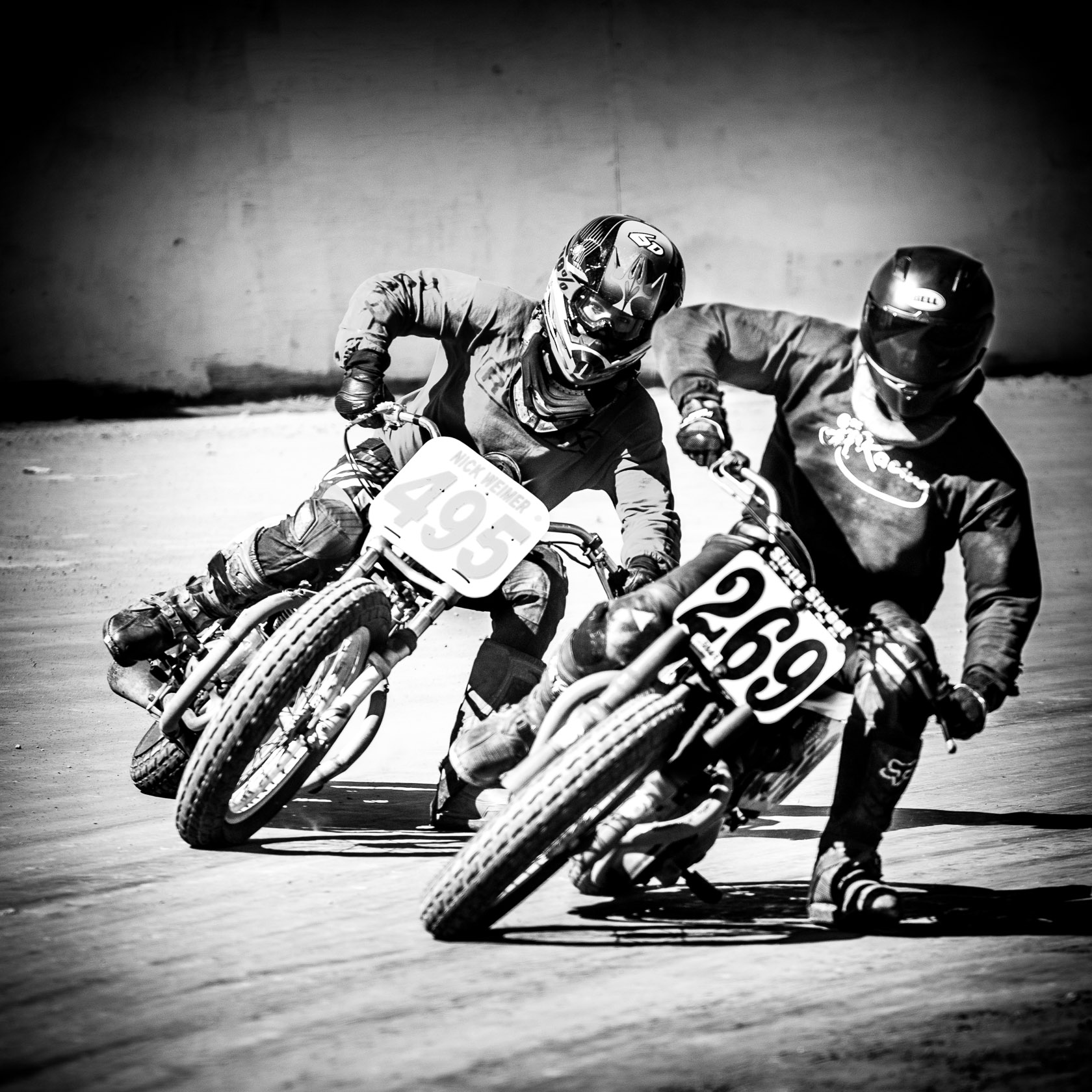Dirt Track Racking 47