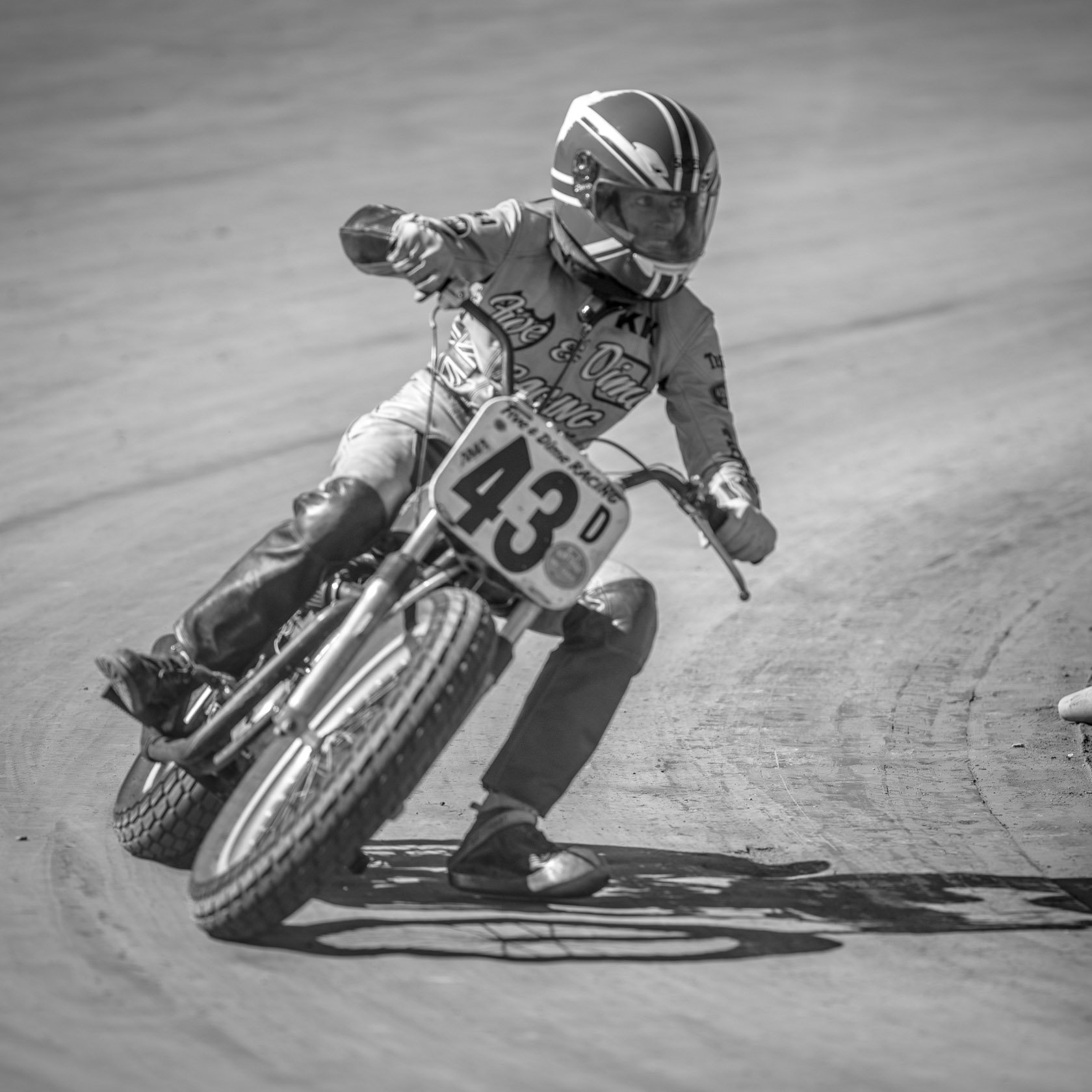 Dirt Track Racking 46