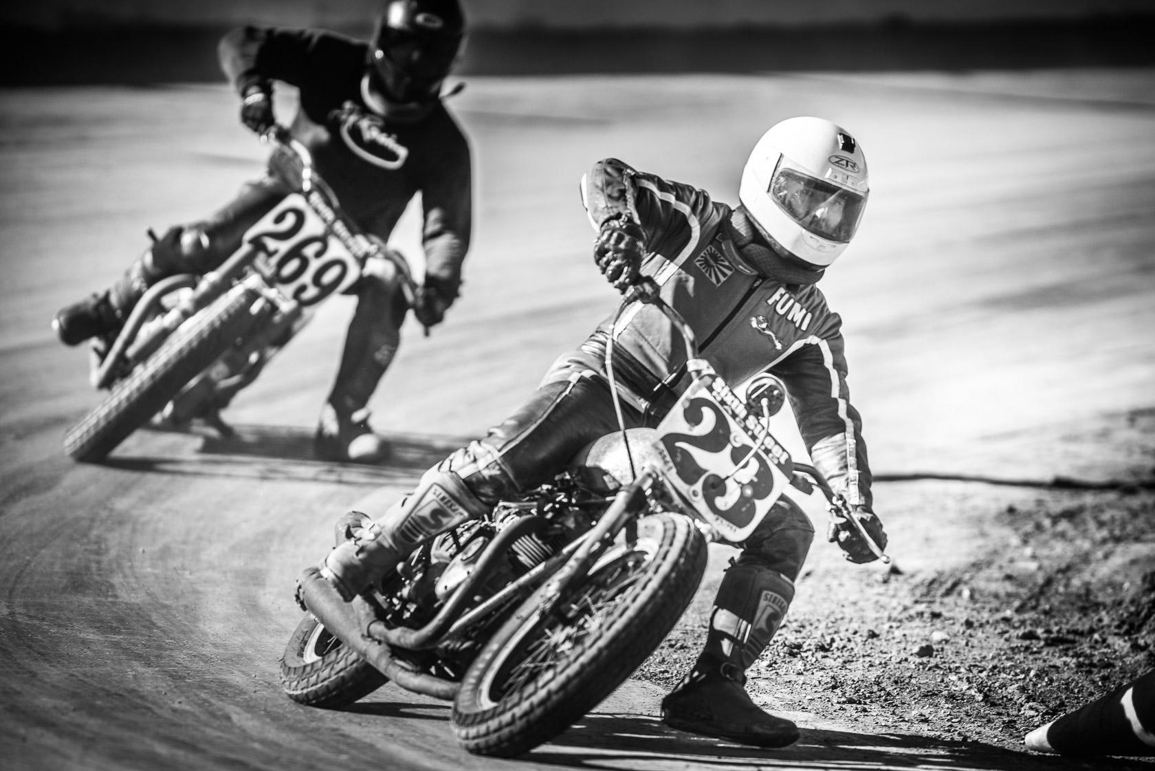 Dirt Track Racking 41