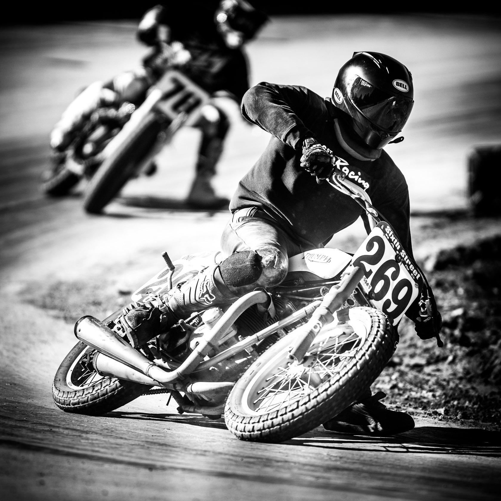 Dirt Track Racking 40
