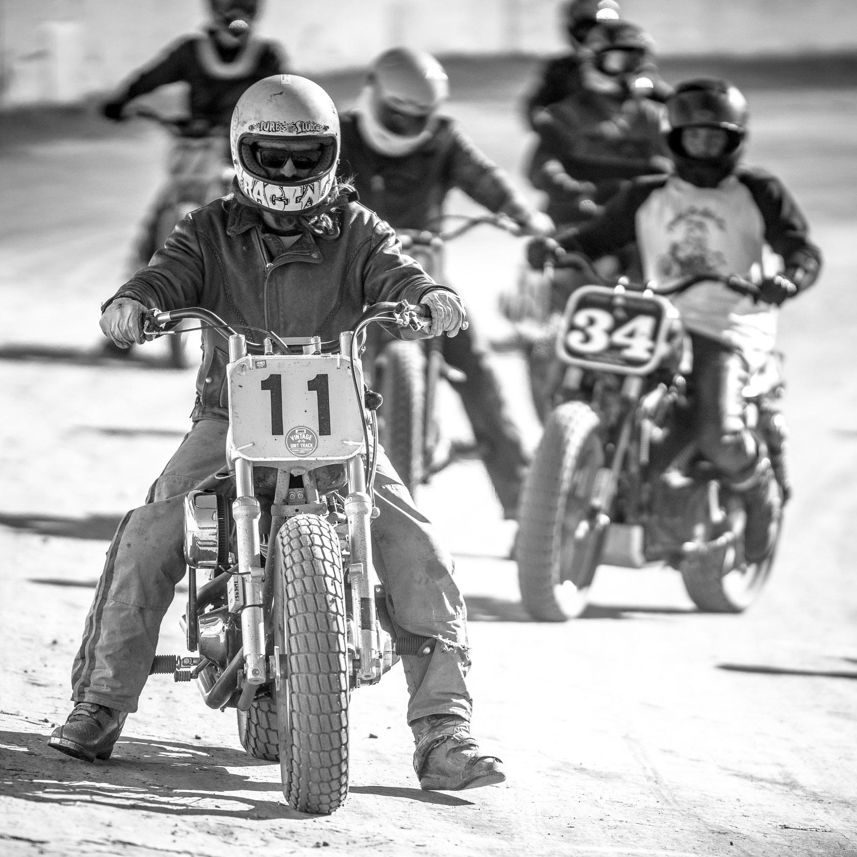 Dirt Track Racking 37