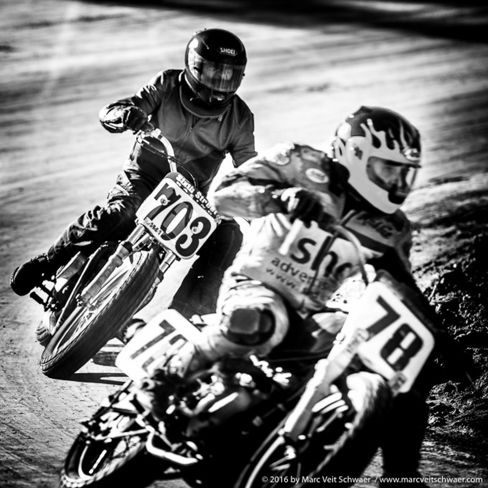 Dirt Track Racking 36