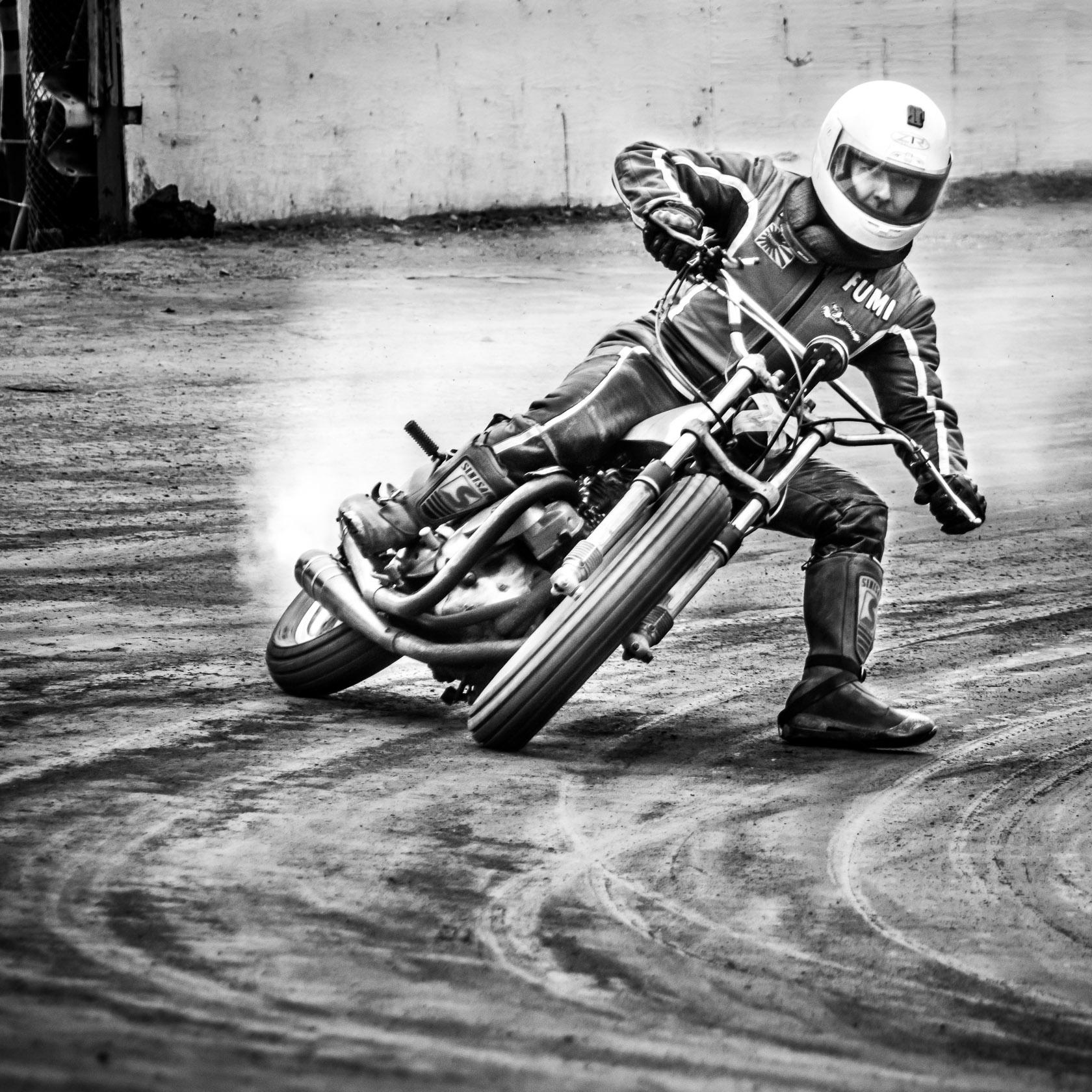 Dirt Track Racking 31