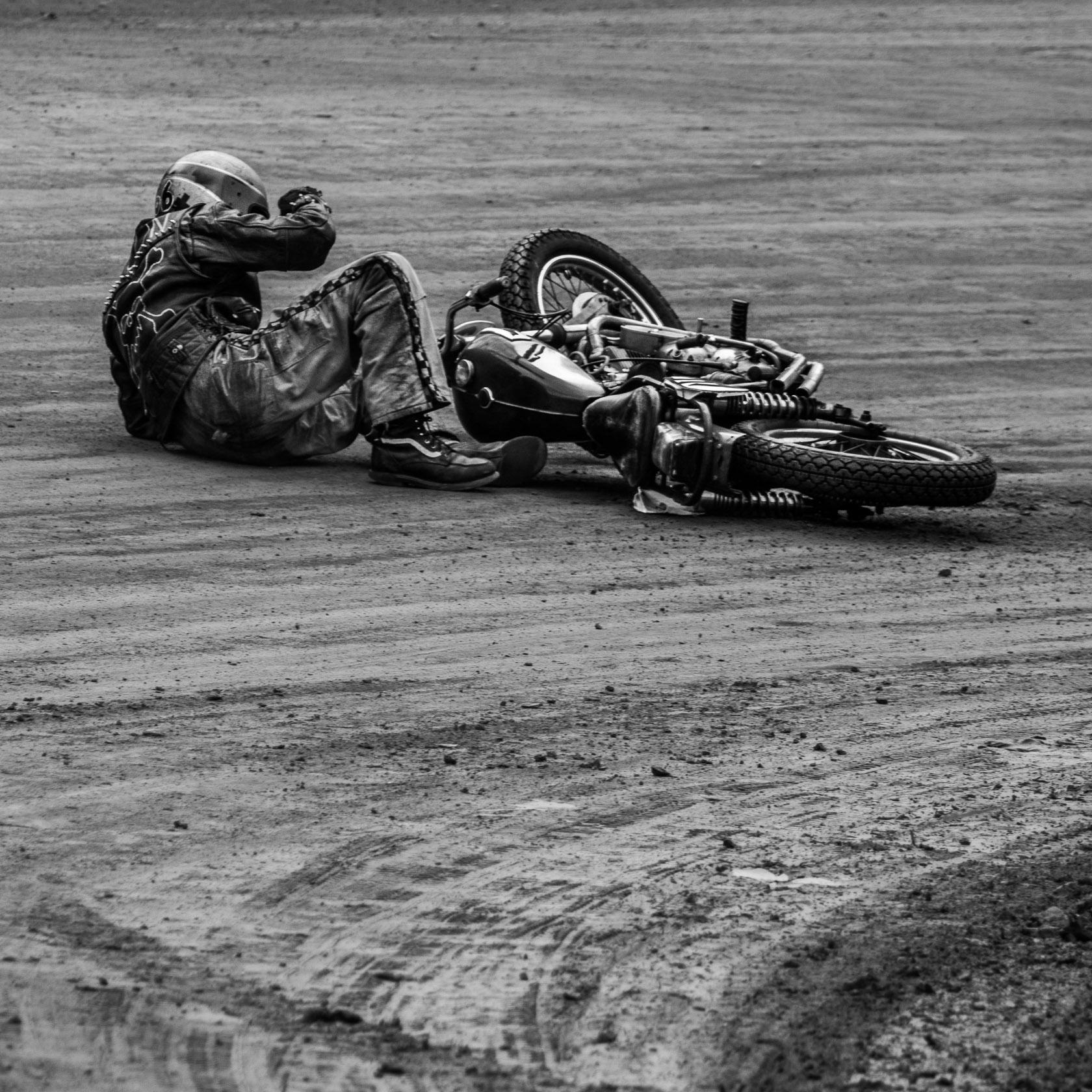 Dirt Track Racking 27