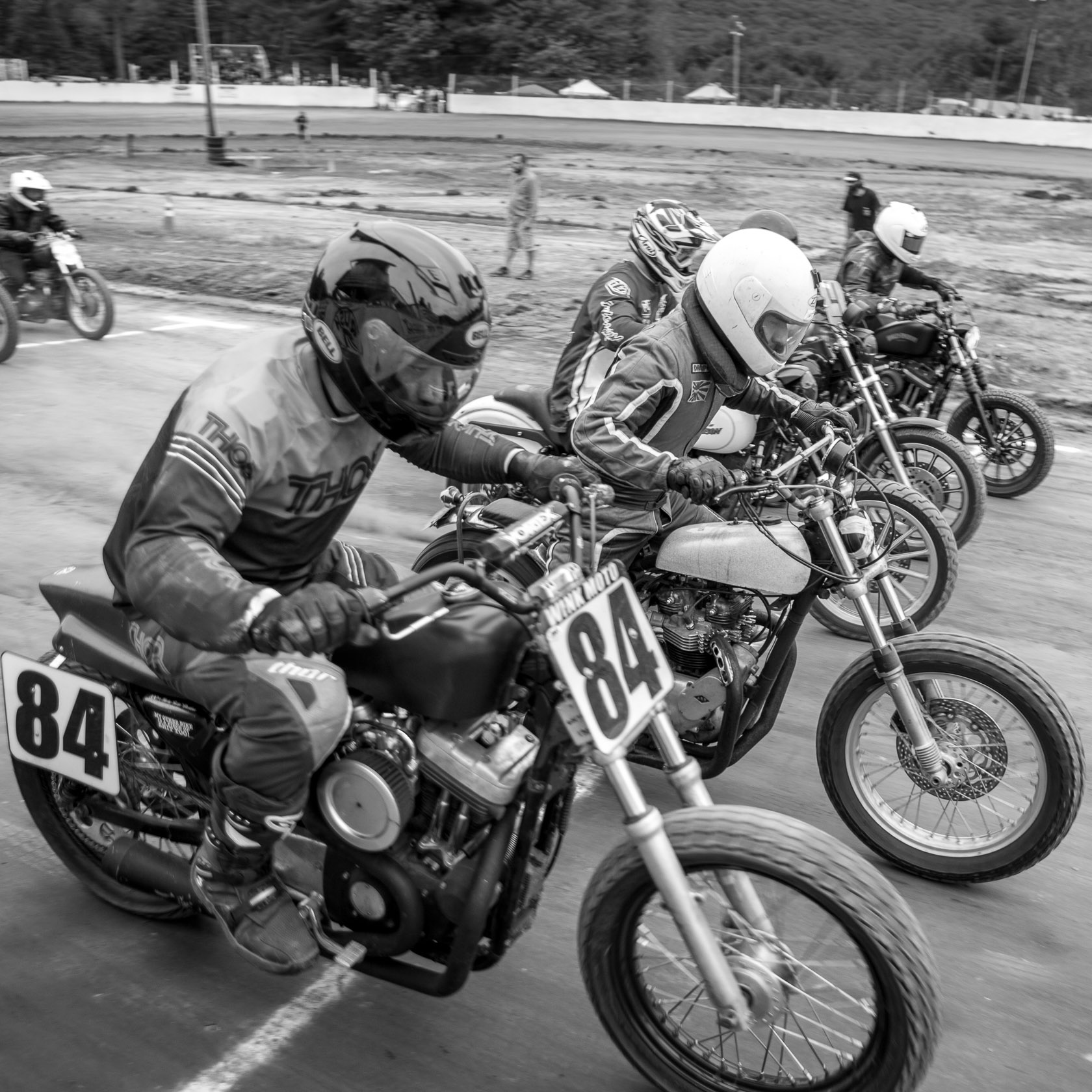 Dirt Track Racking 21