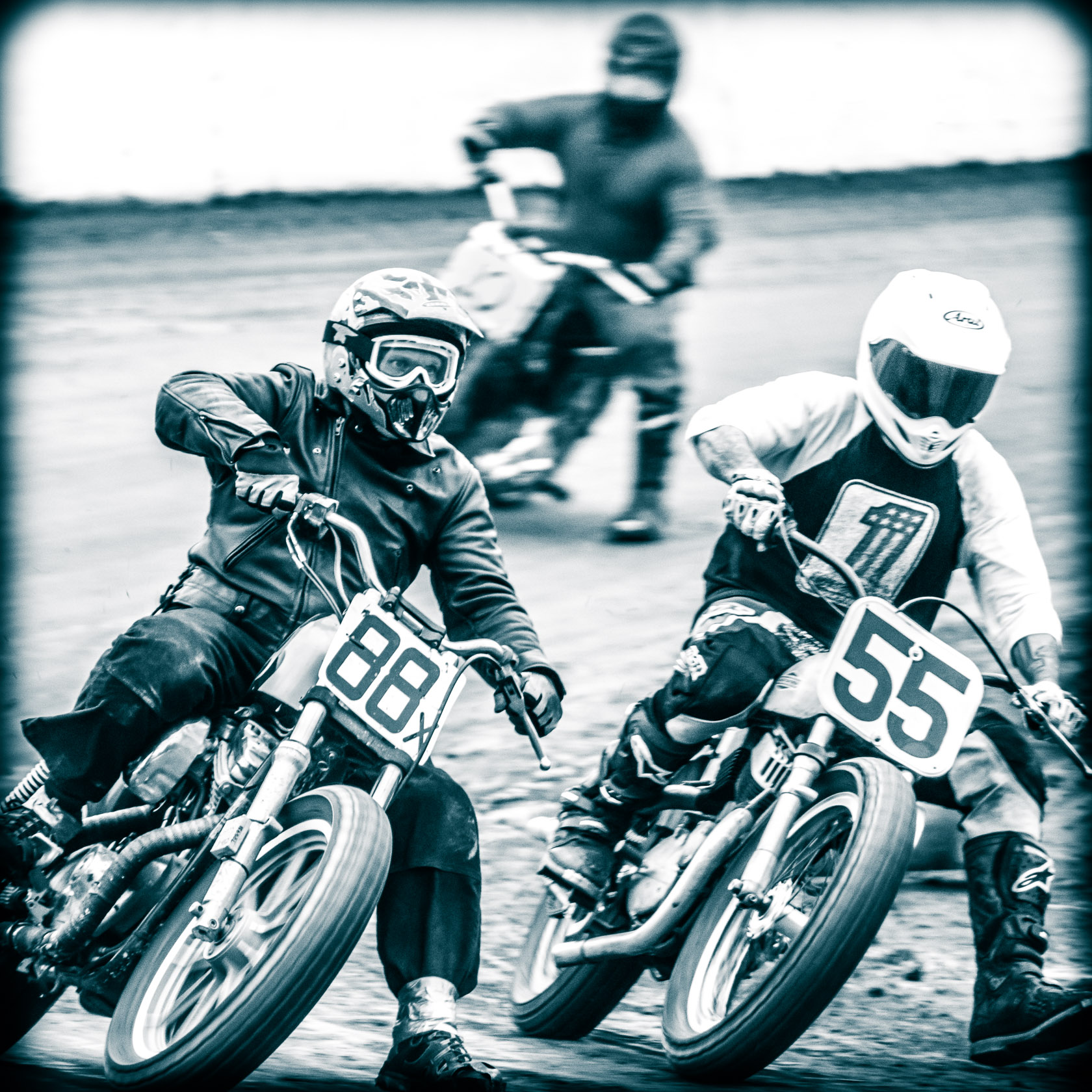 Dirt Track Racking 20