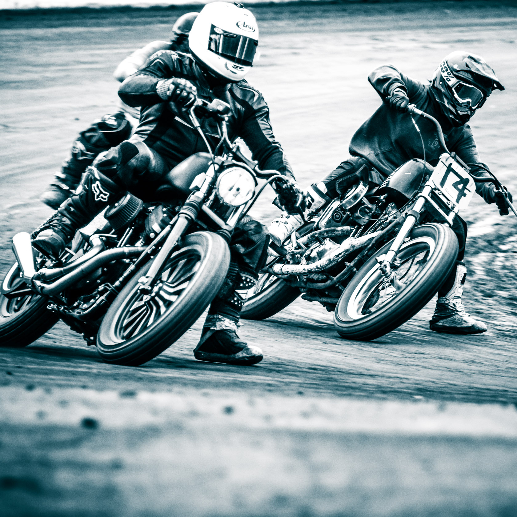 Dirt Track Racking 19