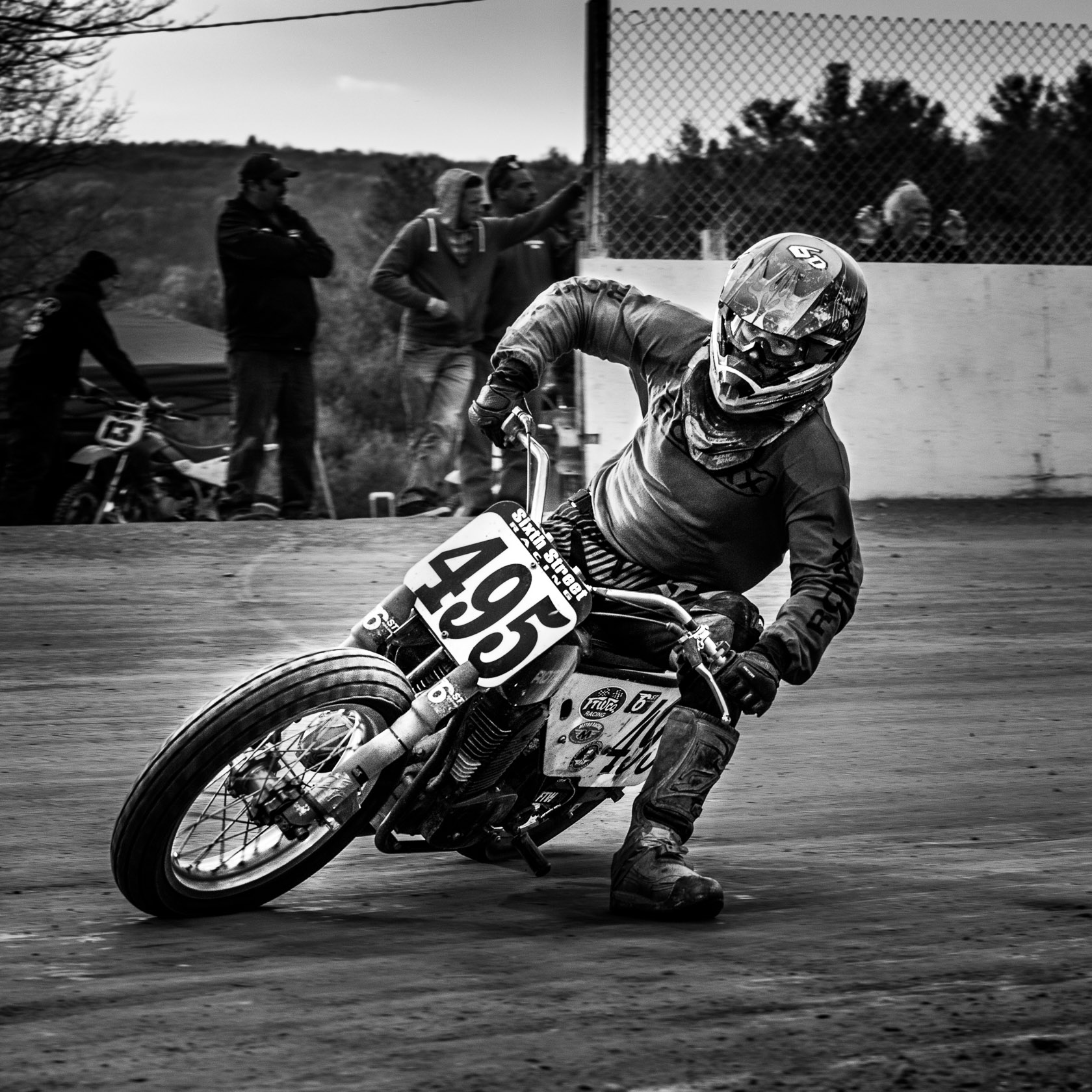Dirt Track Racking 4