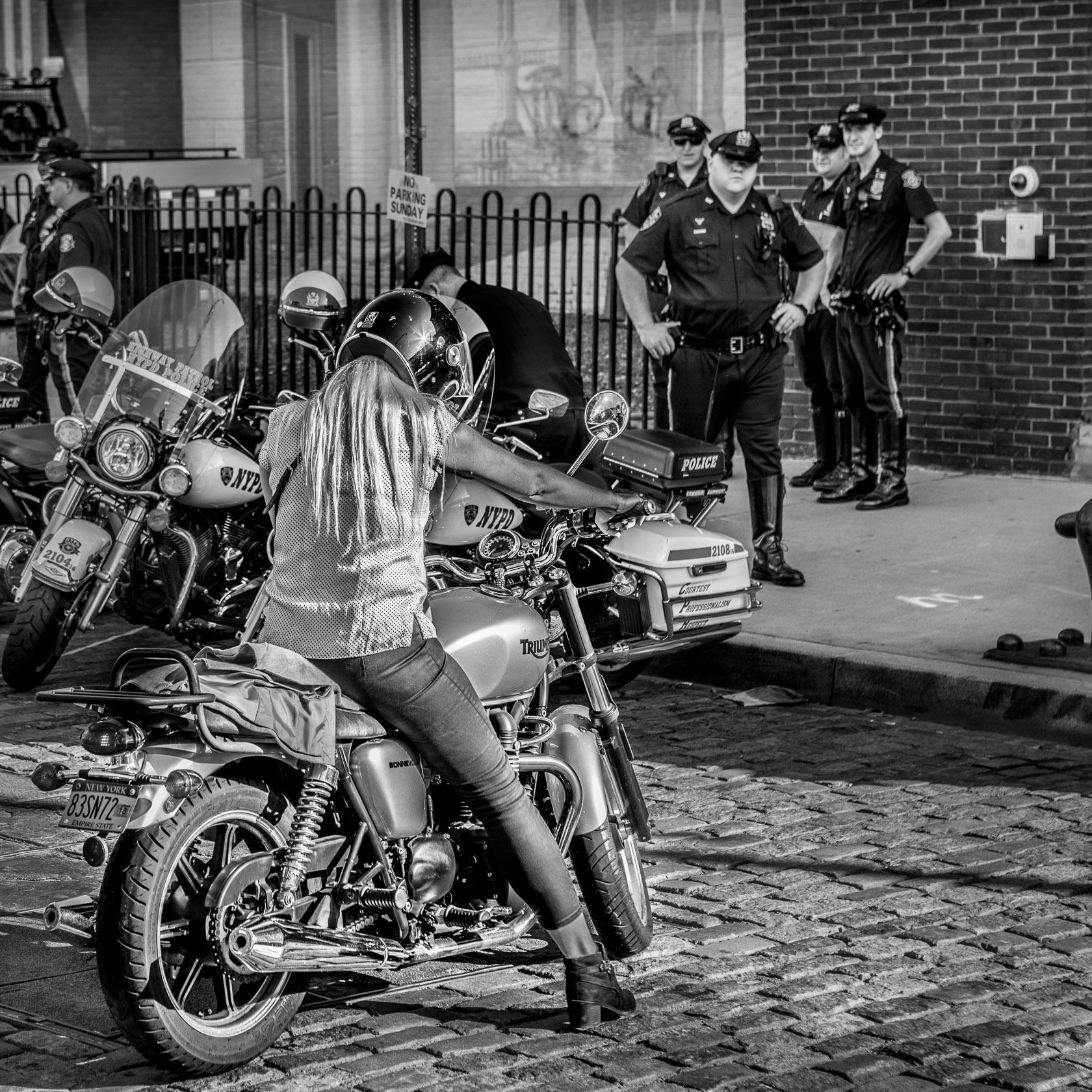 Bikers NYC 20