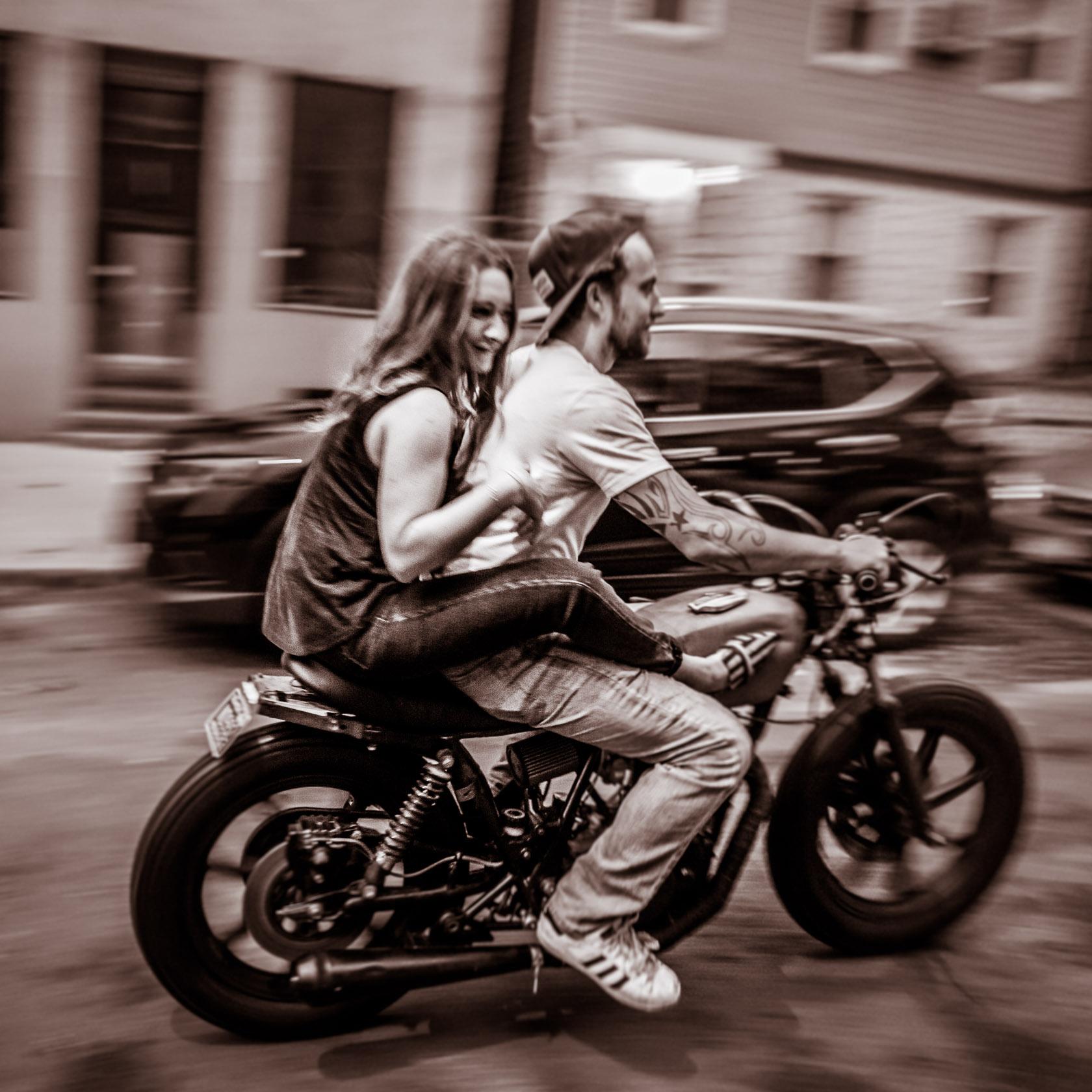 Bikers NYC 14