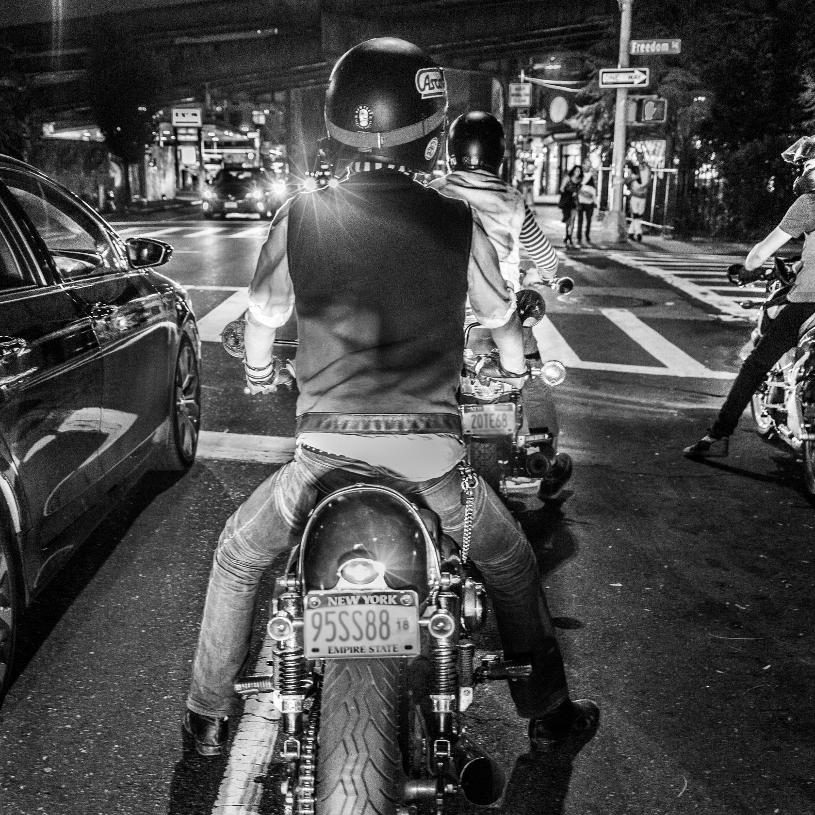Bikers NYC 12