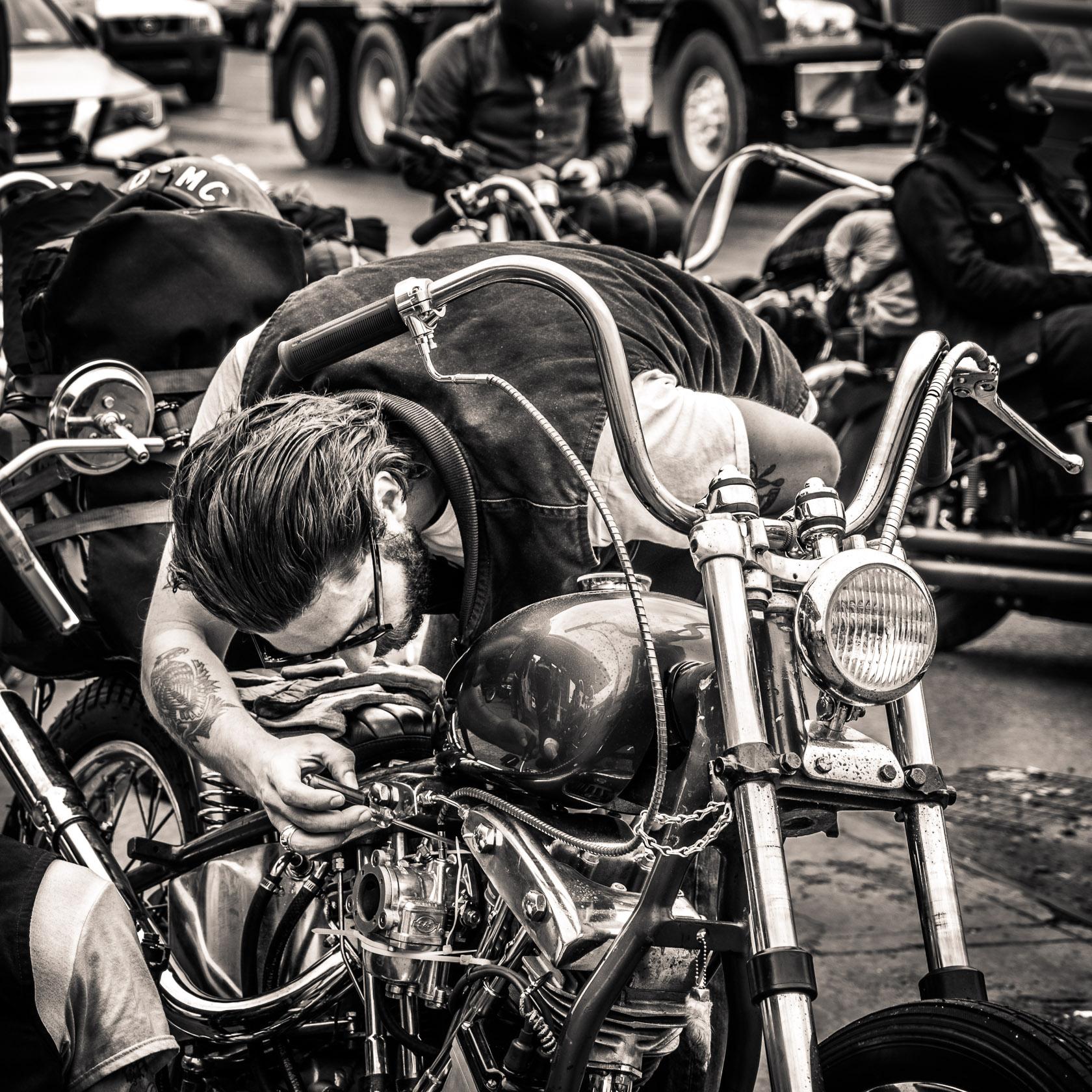 Bikers NYC 5