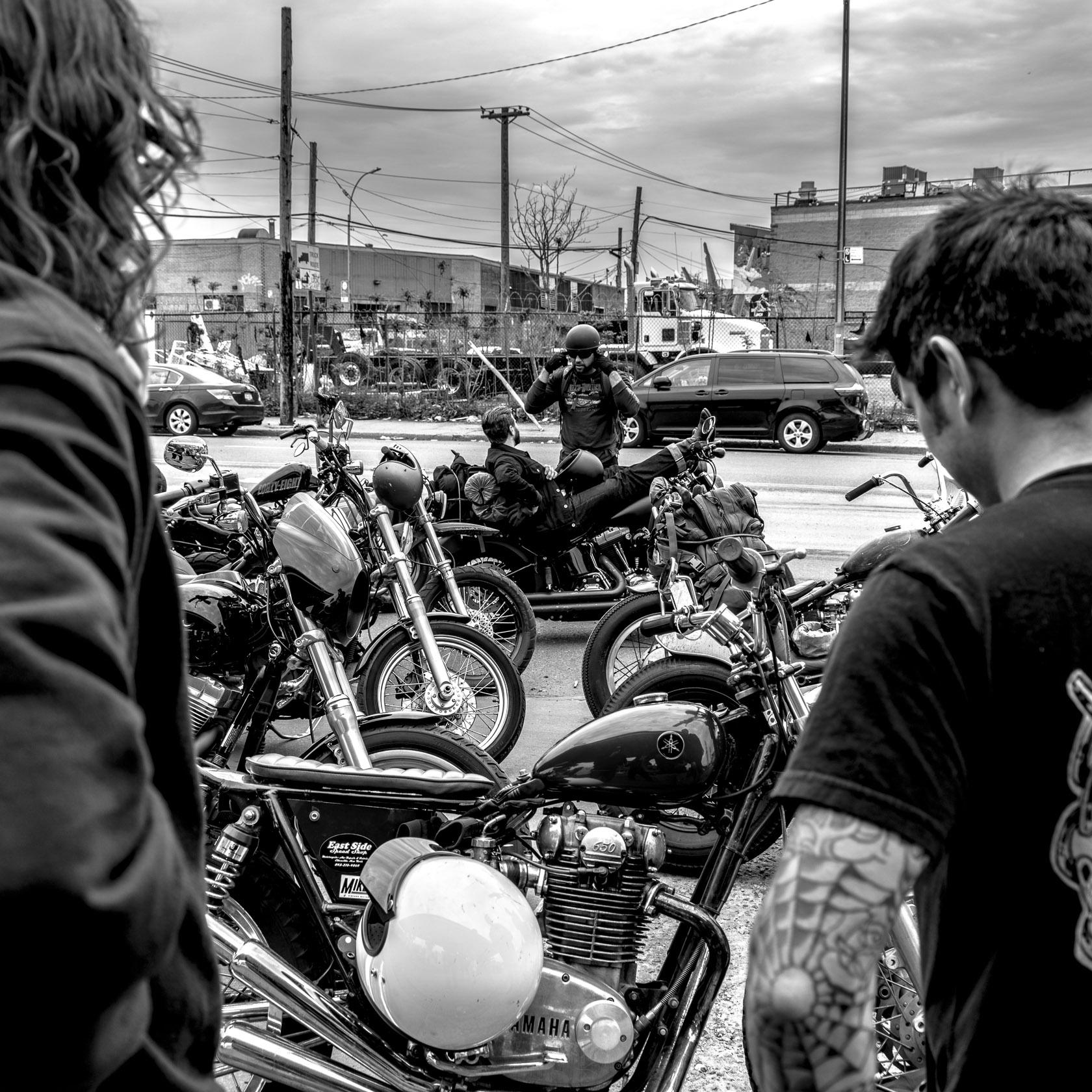 Bikers NYC 3